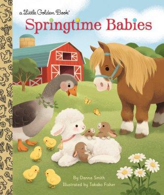 Springtime Babies Cover HR